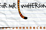 "Calvin and Hobbes documentary ""Dear Mr. Watterson"" comes out Nov. 15"