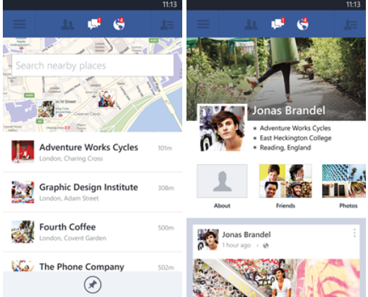 Facebook for Windows Phone 8 update brings unfriending, more features