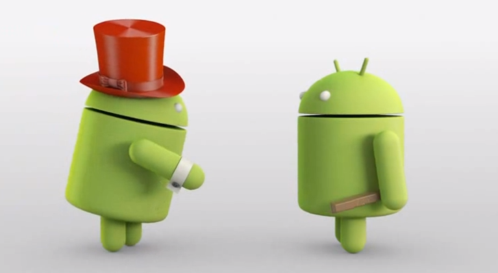 "Android KitKat ""Magic"" and ""Give"" videos appear"