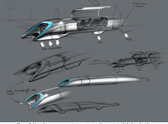 Hyperloop Transportation Technologies is official name of Elon Musk-inspired startup
