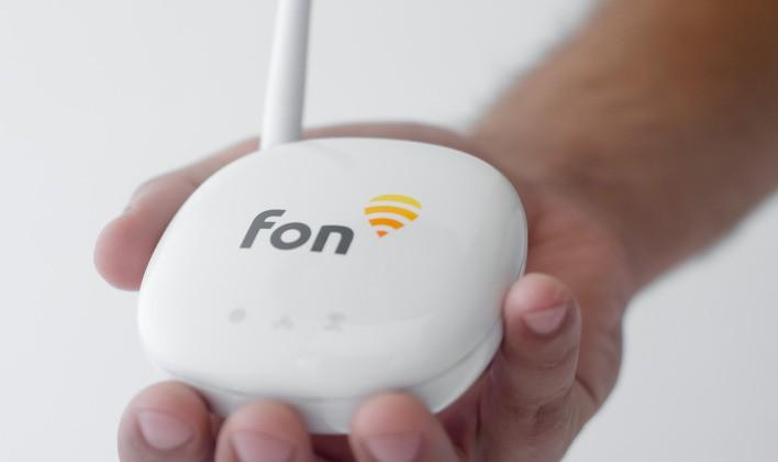 Fon WiFi hotspots arrive in the US