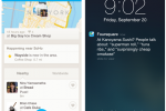 Foursquare iOS update brings real-time recommendations