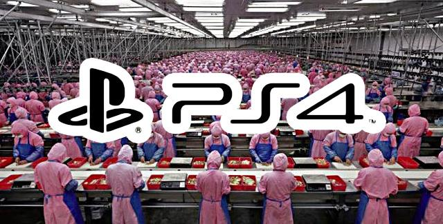 Foxconn PlayStation 4 labor policies broken for student interns