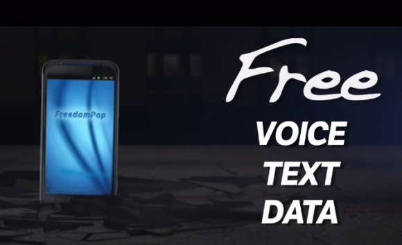 FreedomPop adds free monthly calls and texts on top of data