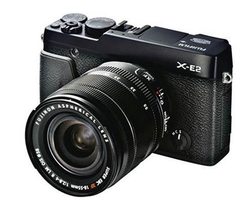 Fujifilm X-E2 digital camera image leaks