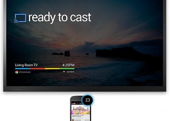 Google Chromecast app released outside the US