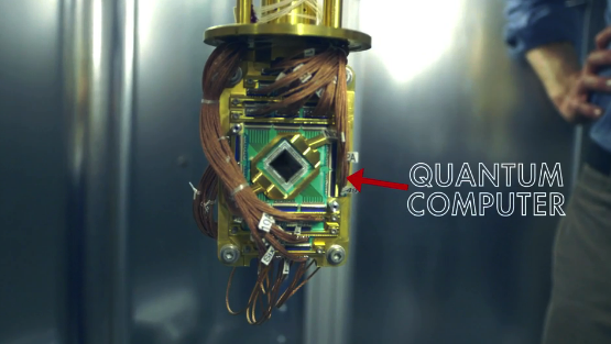 Google using $10m quantum computer to understand Glass future