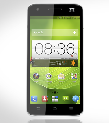 ZTE Grand S pricing and availability revealed, pre-orders start October 5