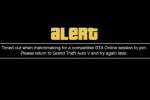 Grand Theft Auto Online is down for many, not just you