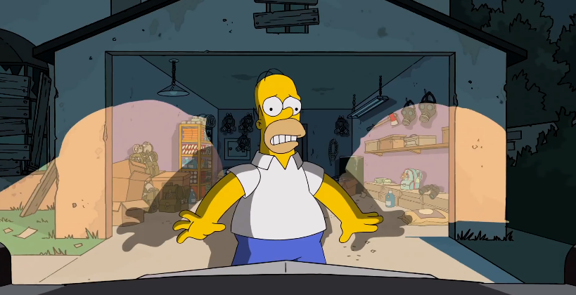 Simpsons Halloween Guillermo del Toro intro gets full reference rundown