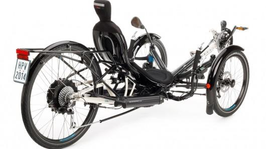 HP Velotechnik e-trike goes further with new dual battery system