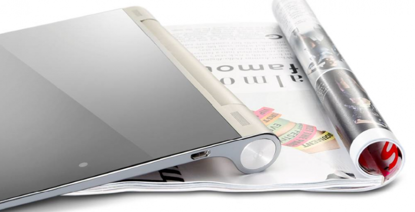 Lenovo Yoga Android tablet makes USA debut
