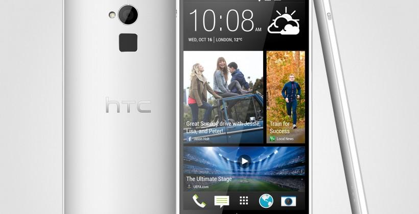 HTC One Max gets official with 5.9-inch screen and fingerprint sensor