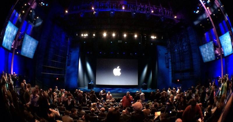 Apple iPad 5 event: we're here, liveblogging!