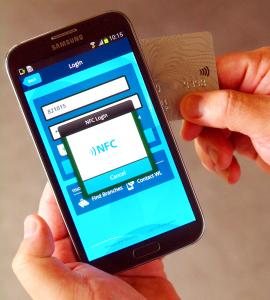 IBM dual factor NFC-based authentication system unveiled