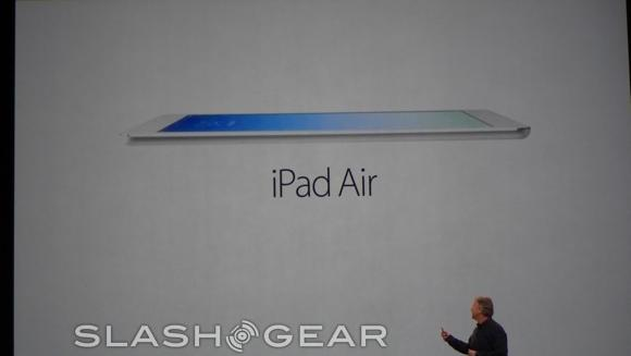 iPad Air pricing replaces iPad 4 aside 2nd gen