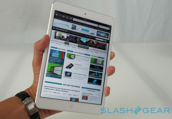 Retina iPad mini, iPad 5 without Touch ID amongst KGI predictions
