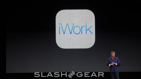 Apple details a rewritten 64-bit version of iWork