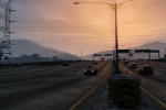 GTA V timelapse video shows off game graphics from a different perspective