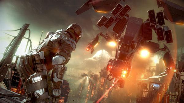 Killzone: Shadow Fall spanned 290 GB before compression