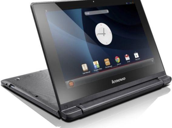 Lenovo IdeaPad A10 Android hybrid is real company sheepishly admits