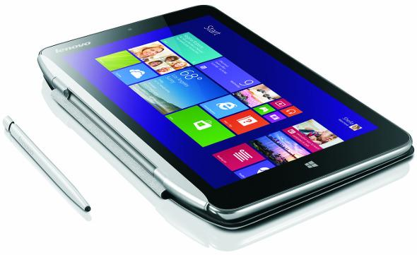 Lenovo Miix2 Windows 8.1 tablet brings quad-core Bay Trail processor and IPS display