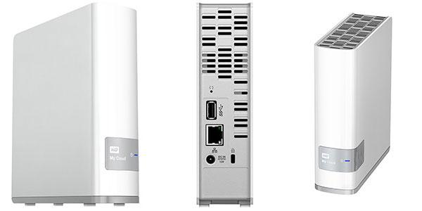 WD My Cloud offers remote access and 4 TB of storage
