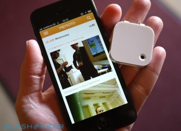 Memoto lifelogger renamed Narrative Clip ahead of Nov 1st release