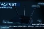 Netgear Nighthawk AC1900 Smart WiFi Router brings world's fastest home speeds