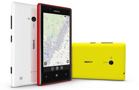 Nokia HERE offline maps given incremental updates for tiny changes