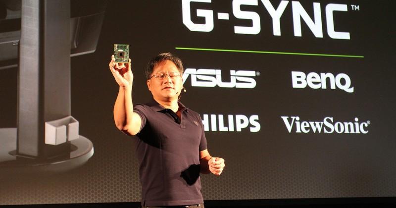NVIDIA G-Sync module kills gaming monitor tearing