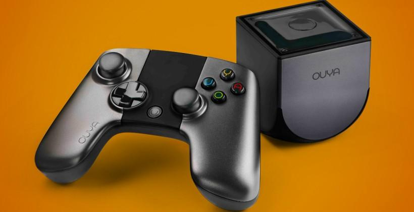 OUYA has improved its native controller, but the packaging doesn't show it