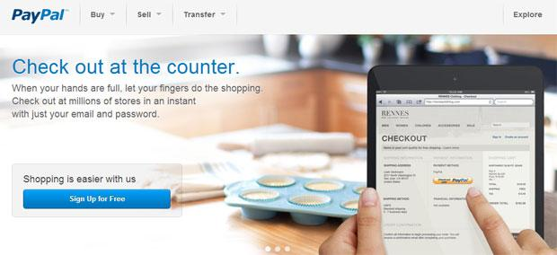 PayPal now accepted as payment method on Samsung Apps and Samsung Hub stores
