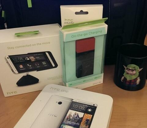 HTC bullet-stopping smartphone response: One care package