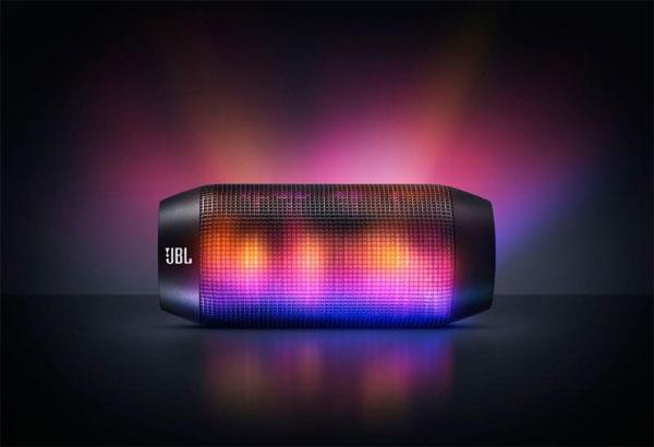 JBL Pulse audio system sparks LED light show