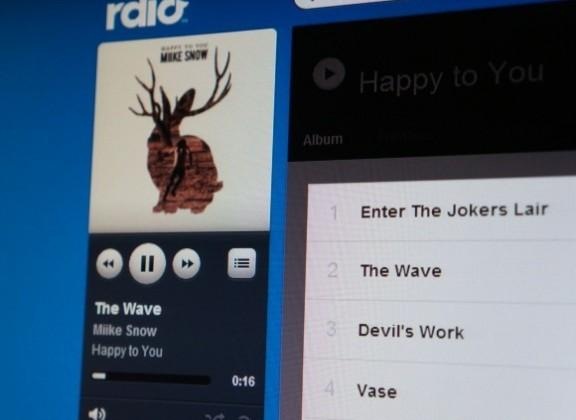 Rdio free mobile streaming launches in US, Canada and Australia