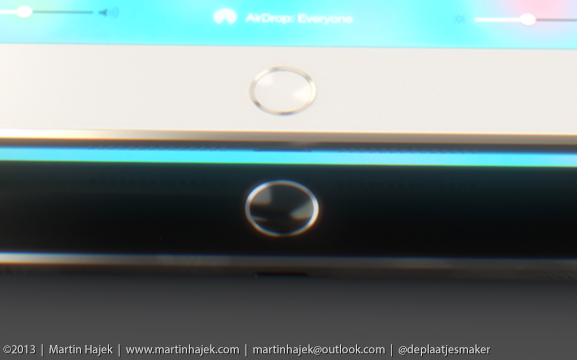 iPad 5 internals leak makes Touch ID all the more likely