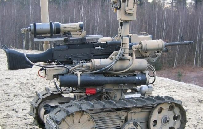 US Army to deploy remote-controlled robotic infantry in the field within 5 years?