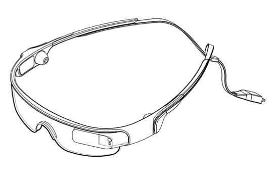 Samsung Glass design filing tips growing wearable ambitions