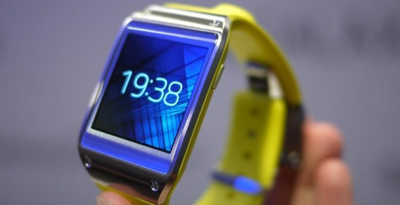 Samsung Galaxy Gear could get Smart TV integration