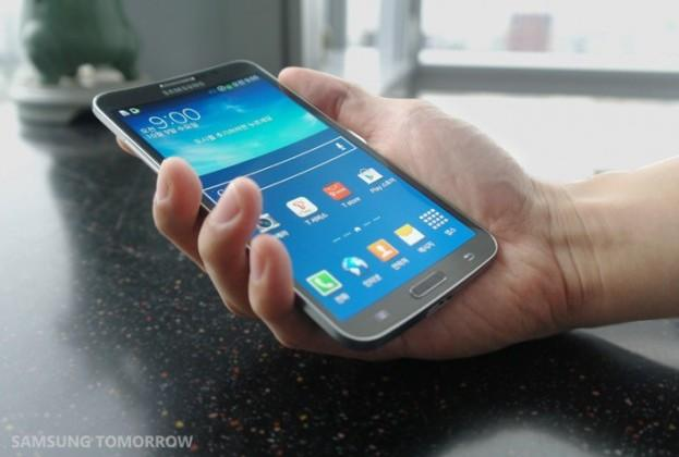 Samsung's Galaxy Round is gimmicky not geekery