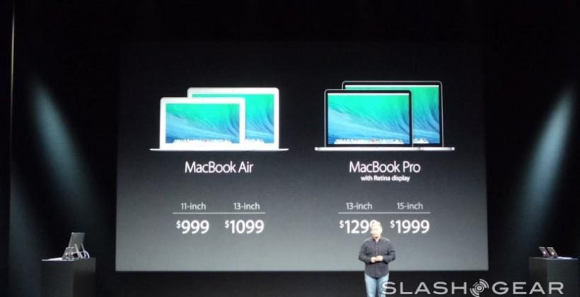 MacBook Pro 13 and 15-inch refreshed with Haswell