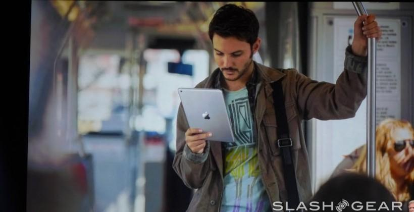 iPad Air official: 5th gen slate gets tiny