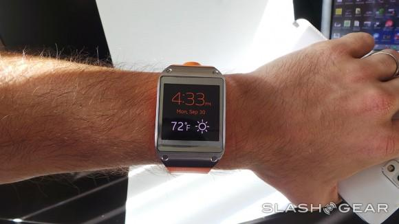 Samsung Galaxy Gear Smartwatch Compatibility Extended to Galaxy S4 and more