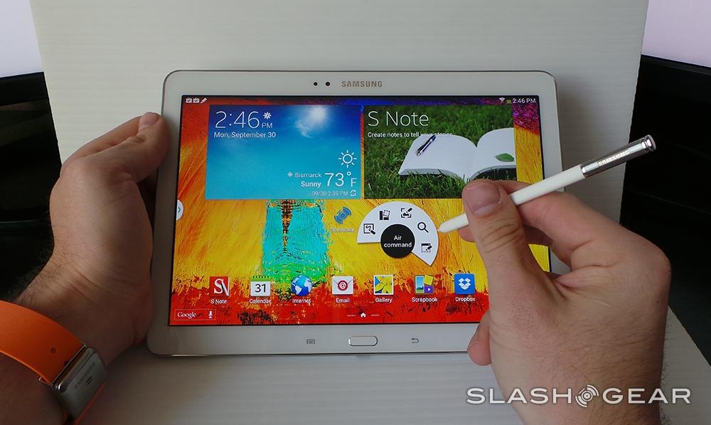 Samsung Galaxy Note 10 1 2014 Edition Review - SlashGear