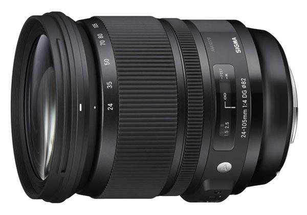 Sigma 24-105 mm F4 DG OS HSM lens ships in November