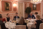 Edward Snowden Whistleblower Award reception video released by WikiLeaks