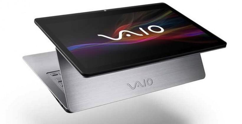Sony VAIO Tap 11 and VAIO Flip hybrid notebook get priced for October
