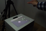 UltraHaptics provides mid-air touch feedback for displays