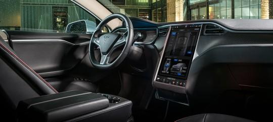 Tesla Model S will get Android emulator and Chrome browser